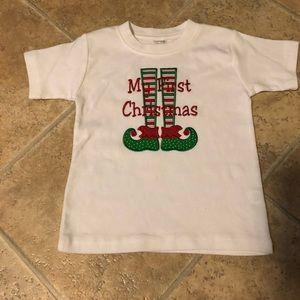 Monag First Christmas Shirt